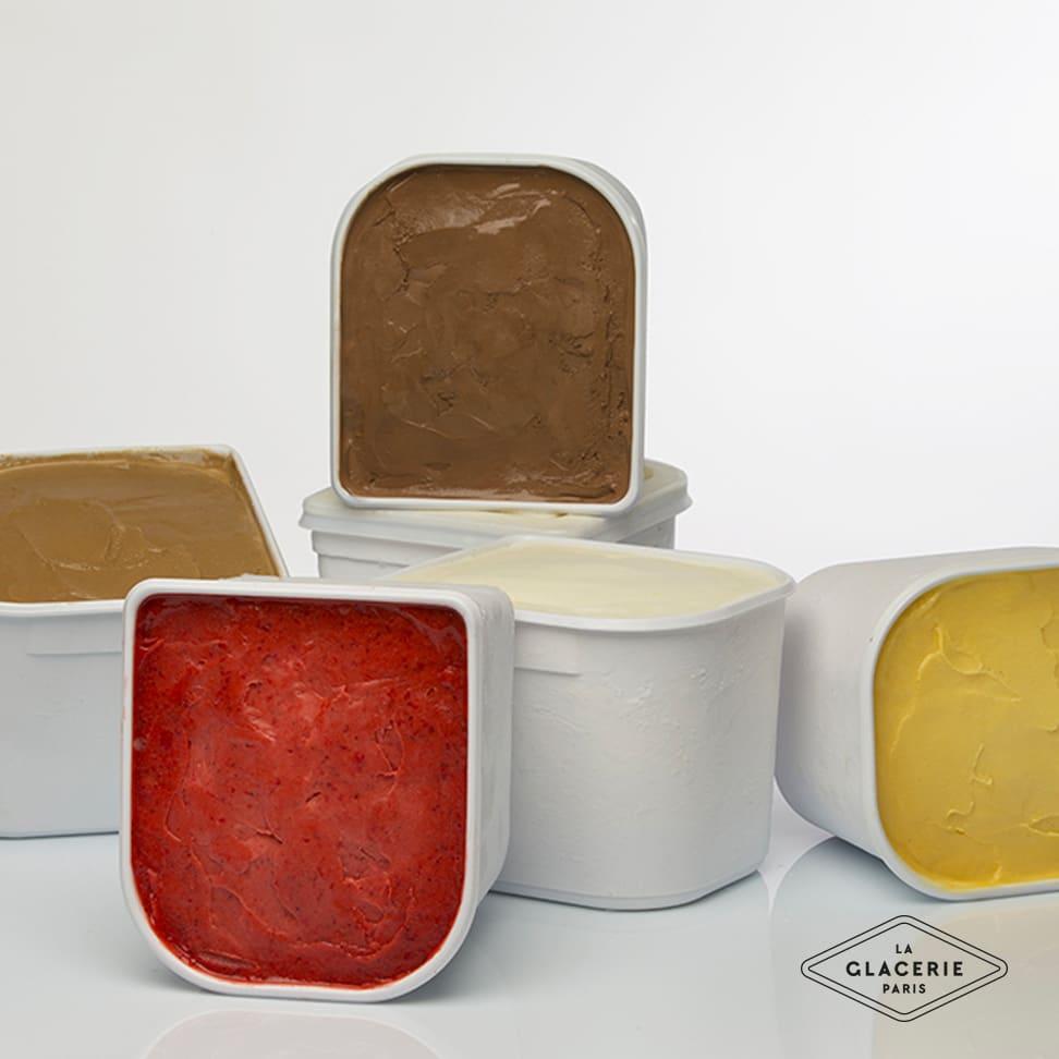 glaces professionnels